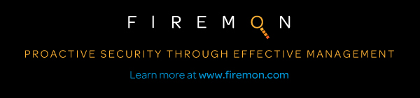 FireMon - Proactive security through effective management. www.firemon.com